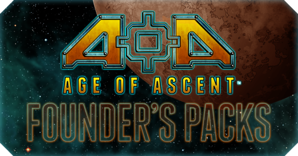 Age of Ascent - Founder's Packs